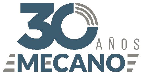 Logo Mecano 30 años